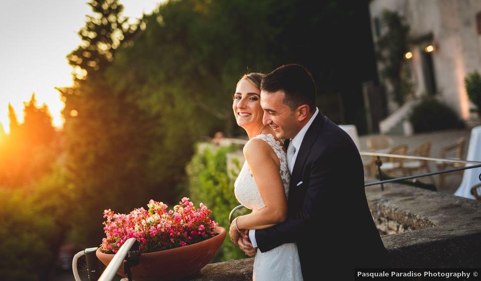 Il matrimonio di Leonardo e Giulia a Firenze, Firenze