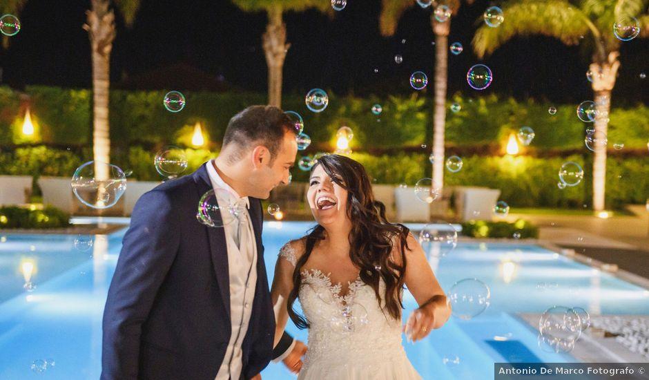 Il matrimonio di Alessandro e Marianna a Ascea, Salerno