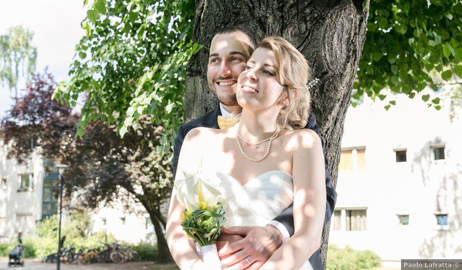 Il matrimonio di Omar e Cristina a Napoli, Napoli