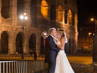 Le nozze di Monia e Massimo 1