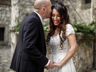 Le nozze di Marilina e Antonio