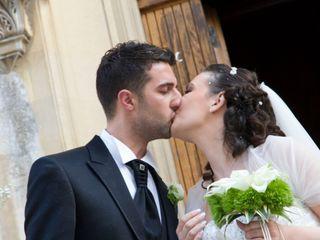 Le nozze di Veronica e Stefano