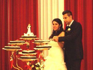 Le nozze di Claudia e Leonardo 1