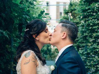Le nozze di Ida e Mario