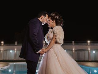 Le nozze di Angela e Bruno