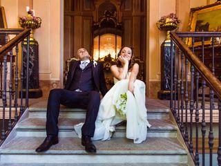 Le nozze di Giusy e Cele