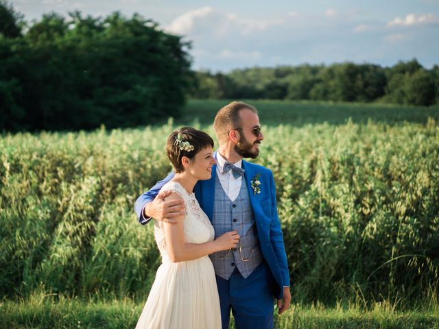 le nozze di Sara e Pierpaolo