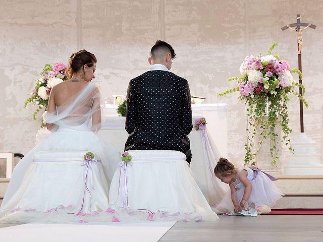 Il matrimonio di Andrea e Marta a Tolentino, Macerata 1