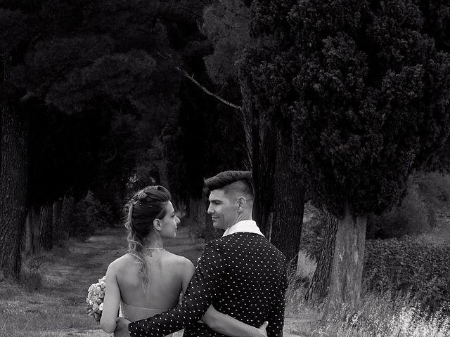Il matrimonio di Andrea e Marta a Tolentino, Macerata 3