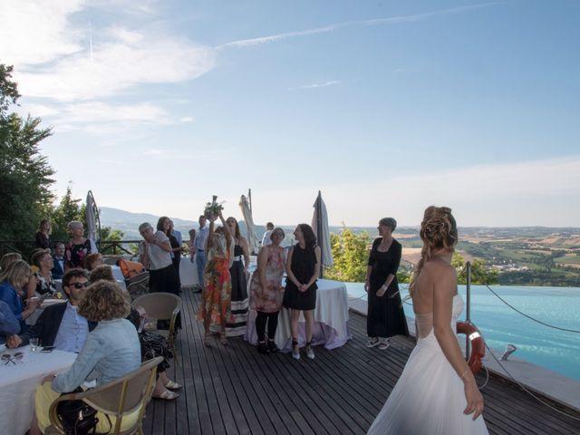 Il matrimonio di Andrea e Marta a Tolentino, Macerata 7