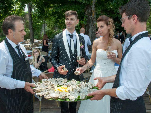 Il matrimonio di Andrea e Marta a Tolentino, Macerata 9