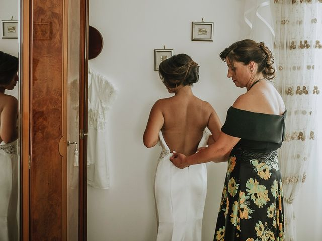 Il matrimonio di Cosmiano e Marika a Ostuni, Brindisi 11