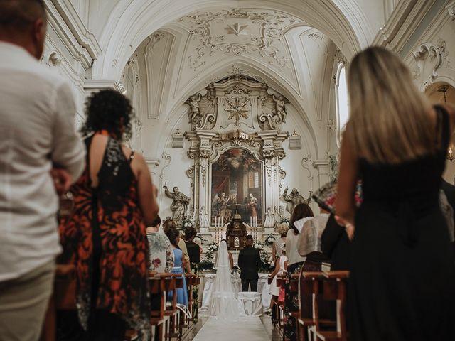 Il matrimonio di Cosmiano e Marika a Ostuni, Brindisi 13