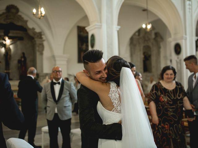 Il matrimonio di Cosmiano e Marika a Ostuni, Brindisi 17