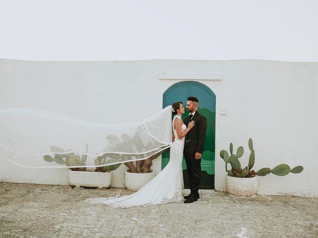 Il matrimonio di Cosmiano e Marika a Ostuni, Brindisi 23