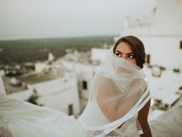 Il matrimonio di Cosmiano e Marika a Ostuni, Brindisi 25