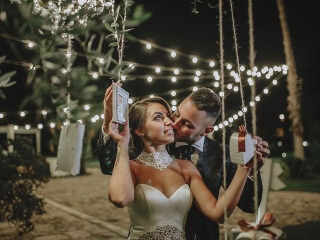 Il matrimonio di Cosmiano e Marika a Ostuni, Brindisi 30