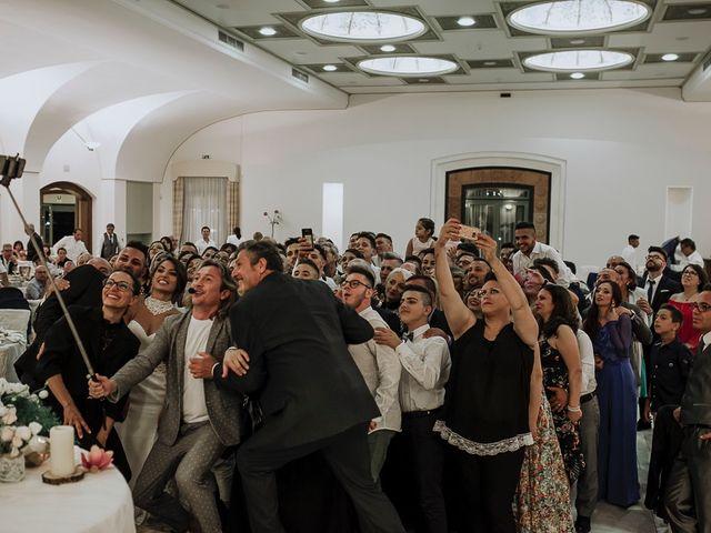 Il matrimonio di Cosmiano e Marika a Ostuni, Brindisi 33
