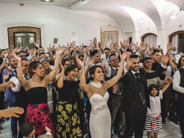 Il matrimonio di Cosmiano e Marika a Ostuni, Brindisi 34