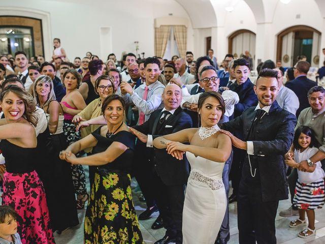 Il matrimonio di Cosmiano e Marika a Ostuni, Brindisi 35