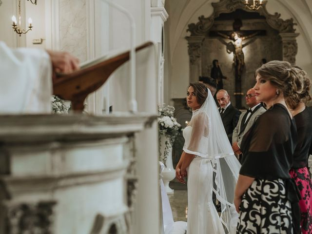 Il matrimonio di Cosmiano e Marika a Ostuni, Brindisi 37