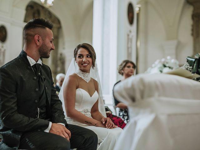 Il matrimonio di Cosmiano e Marika a Ostuni, Brindisi 40