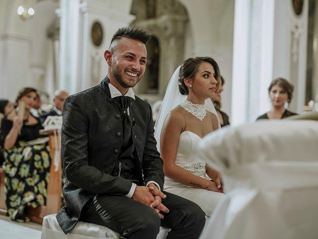 Il matrimonio di Cosmiano e Marika a Ostuni, Brindisi 41