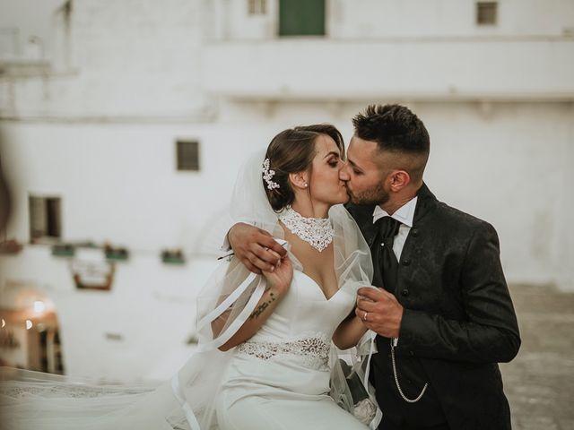Il matrimonio di Cosmiano e Marika a Ostuni, Brindisi 45