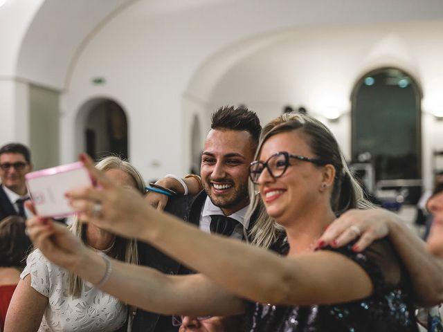 Il matrimonio di Cosmiano e Marika a Ostuni, Brindisi 43