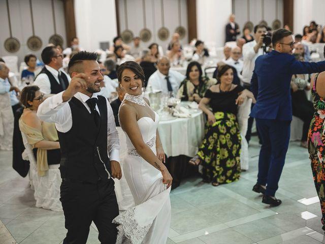 Il matrimonio di Cosmiano e Marika a Ostuni, Brindisi 44