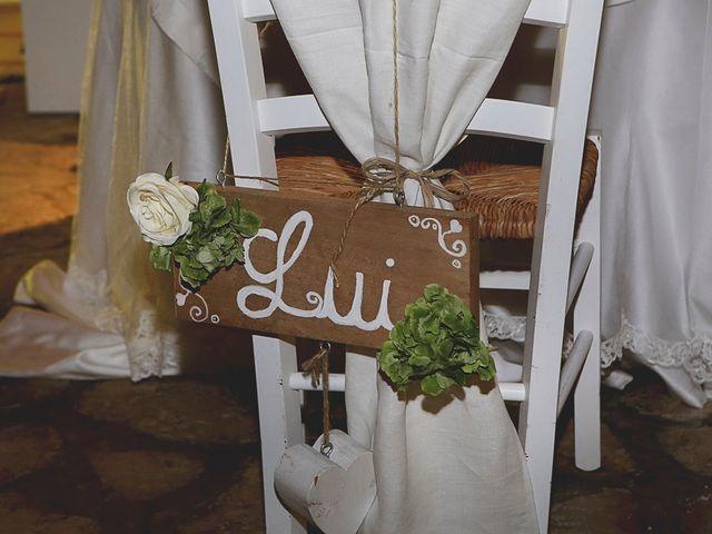 Il matrimonio di Cosmiano e Marika a Ostuni, Brindisi 54