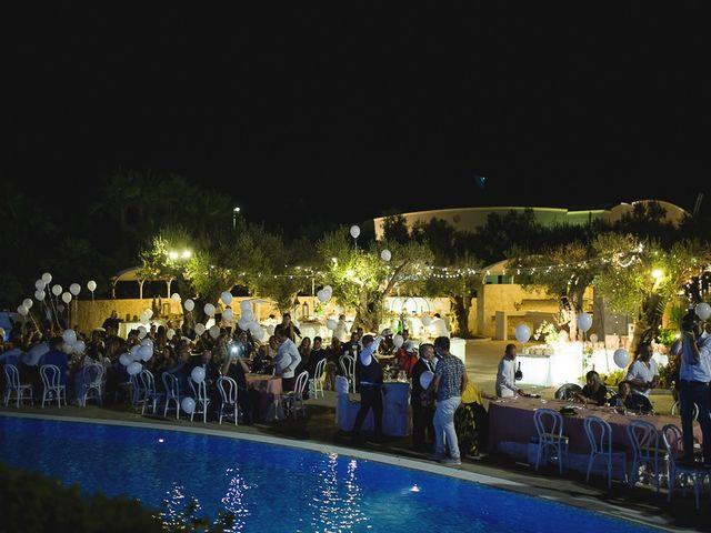 Il matrimonio di Cosmiano e Marika a Ostuni, Brindisi 51