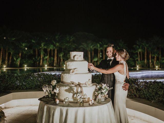 Il matrimonio di Cosmiano e Marika a Ostuni, Brindisi 63