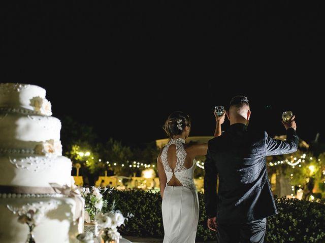Il matrimonio di Cosmiano e Marika a Ostuni, Brindisi 53