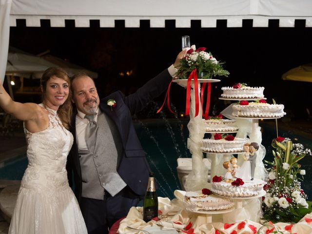 Le nozze di Monia e Massimo