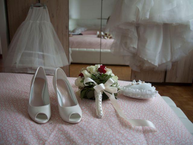 Il matrimonio di ALESSANDRO e JONELLA a Nimis, Udine 1