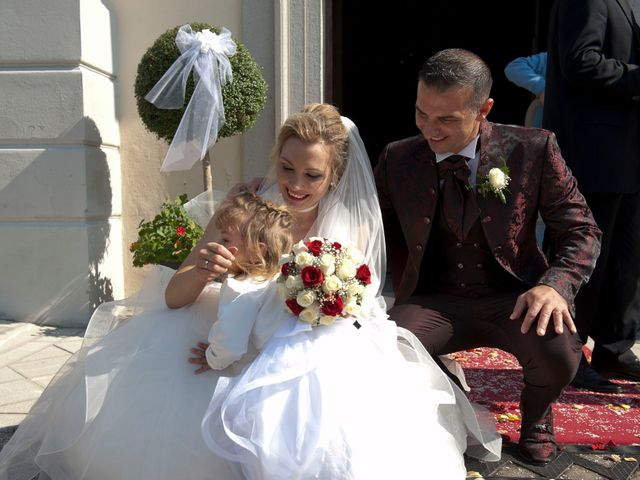 Il matrimonio di ALESSANDRO e JONELLA a Nimis, Udine 52