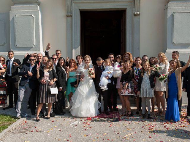 Il matrimonio di ALESSANDRO e JONELLA a Nimis, Udine 53