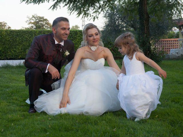 Il matrimonio di ALESSANDRO e JONELLA a Nimis, Udine 86