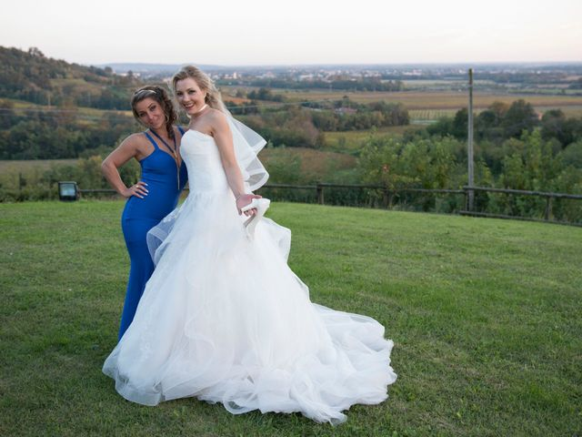 Il matrimonio di ALESSANDRO e JONELLA a Nimis, Udine 91