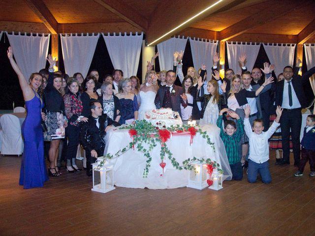 Il matrimonio di ALESSANDRO e JONELLA a Nimis, Udine 99
