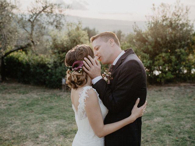 le nozze di Olga e Lorenz