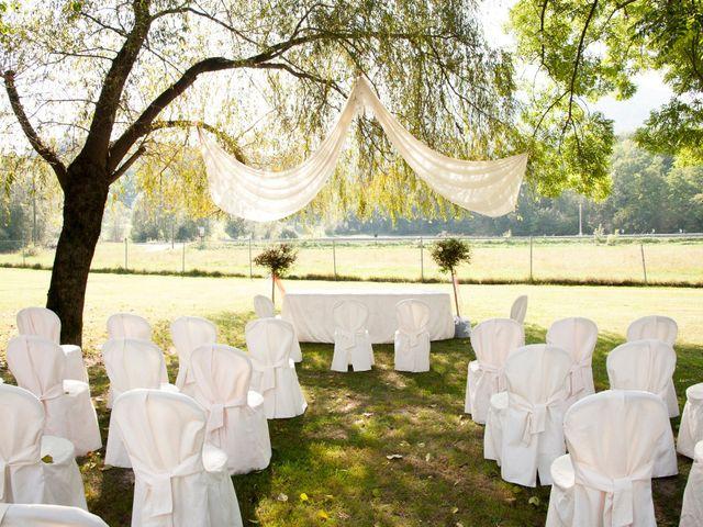 Il matrimonio di Carlo e Tiziana a Cassano Valcuvia, Varese 2