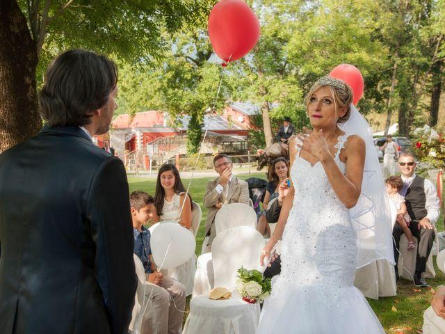 Il matrimonio di Carlo e Tiziana a Cassano Valcuvia, Varese 8