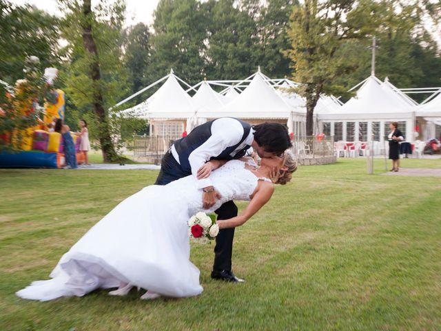 Il matrimonio di Carlo e Tiziana a Cassano Valcuvia, Varese 17