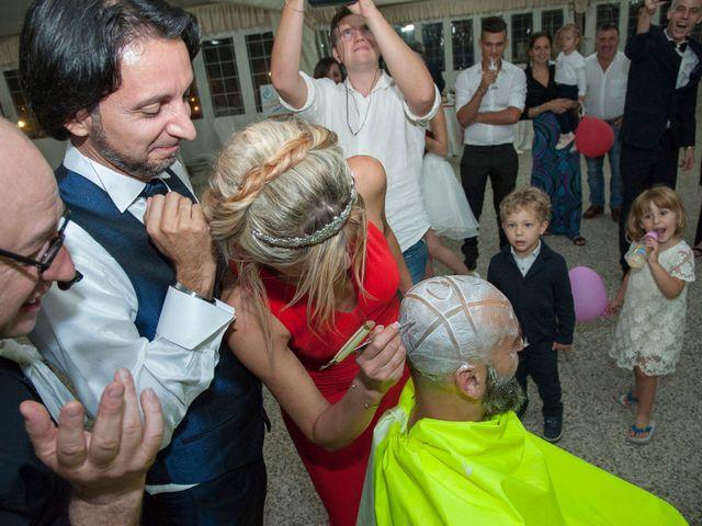 Il matrimonio di Carlo e Tiziana a Cassano Valcuvia, Varese 20