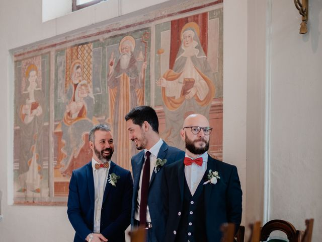 Il matrimonio di Enrico e Roberta a Varese, Varese 68