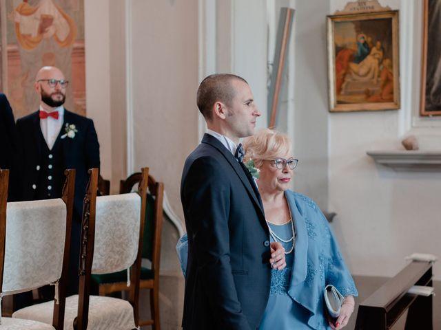 Il matrimonio di Enrico e Roberta a Varese, Varese 69