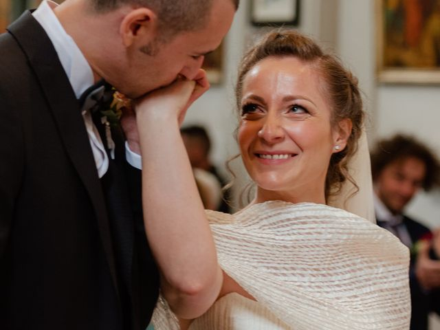 Il matrimonio di Enrico e Roberta a Varese, Varese 90