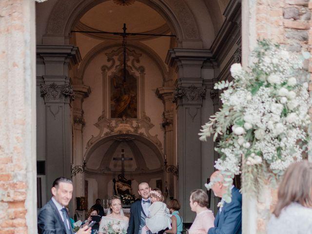 Il matrimonio di Enrico e Roberta a Varese, Varese 102